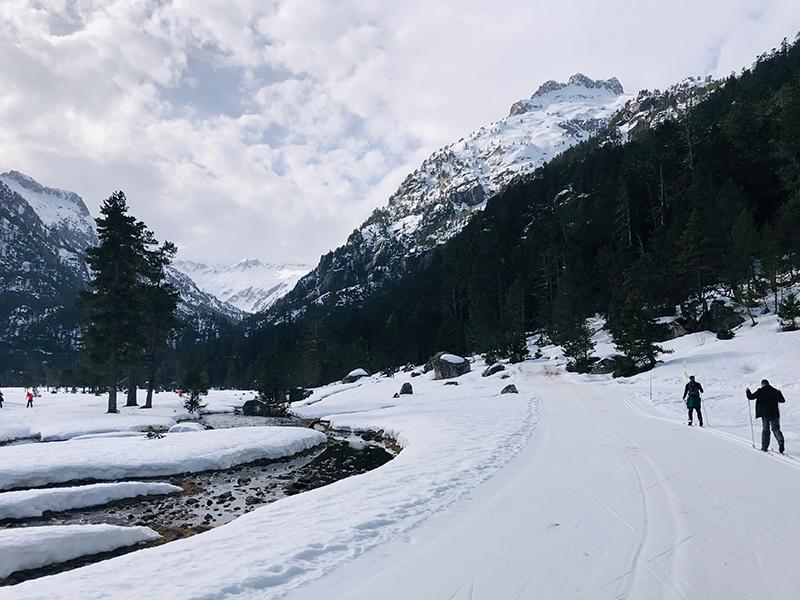 Séminaire Hiver Ski Neige Cauterets